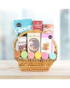The Macaron & Cookie Gift Set