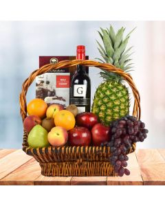Orchard Estates Wine Gift Basket