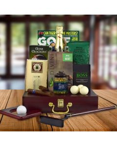 """""""My Dad the Golfer"""" Father's Day Gift Basket"""