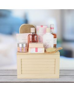 Spring Sensation Spa Gift Set