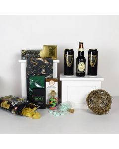 The Waterford St. Patrick's Day Basket