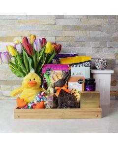 Bright Easter Sunshine Basket