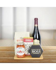 Charming Wine & Cheese Gift Set