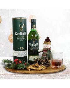 Whiskey & Peanut Brittle Gift Set