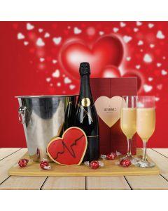 Valentine's Day Champagne Bucket