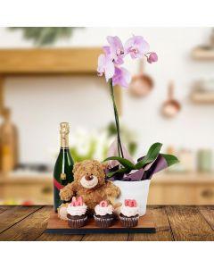 Celebrate Mom Champagne Gift Set