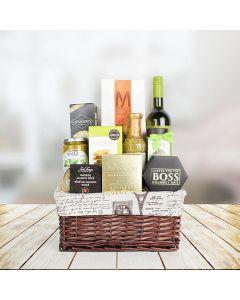 Royal Luxury Wine Gift Basket