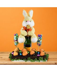 Easter Carrot Patch Basket