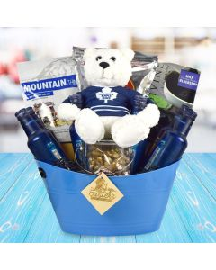 Toronto Hockey Dad Father's Day Gift Basket