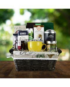 Teabeau & Gourmet Gift Basket