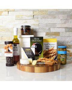 Relax & Snack Gourmet Gift Basket