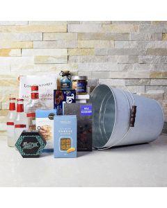 It's Vodka Time! Gift Basket