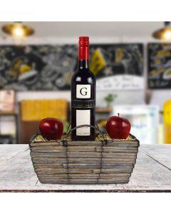 McIntosh Wine Basket