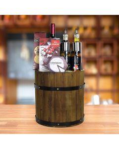 Champs-Élysées Wine Crate