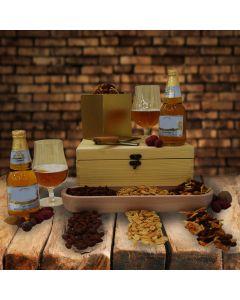 The Legacy Beer & Nuts Gift Basket