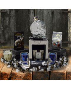 The Spooky Skeleton Halloween Gift Basket