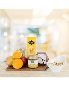 Fruit & Nut Gourmet Gift Set