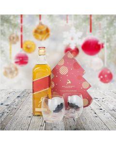 Holiday Rocks & Chocolate Gift Set