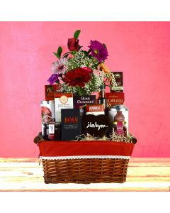 Sweet Mother's Day Gift Basket