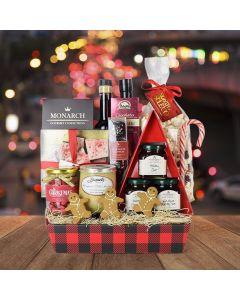 Sweet & Savoury Christmas Gift Basket