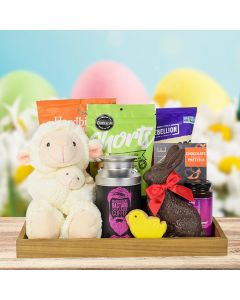 Perfect Easter Morning Gift Basket