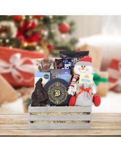 Snowman's Decadent Chocolate Gift Set