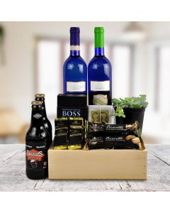 The Vineyard and Chocolates Kosher Gift Basket