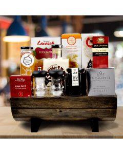 The Rustic Gourmet Gift Basket