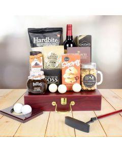 Golf Pro Wine Gift Set