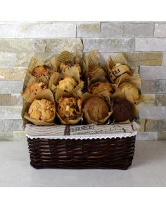 Deliciously Delightful Muffin Basket