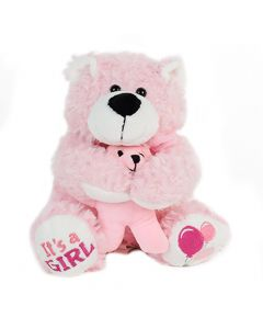 Pink Huggy