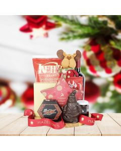 Santa's Magic Wine Gift Set