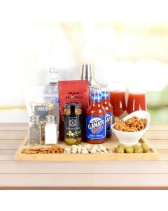 Caesar's Delight Liquor Gift Set