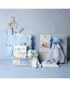 THE BABY BOY ESSENTIALS GIFT SET