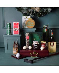 Golfer's Delight Holiday Gift Basket