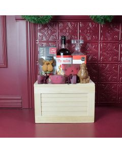 Santa's Goodies Liquor Gift Set
