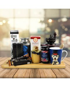The Bold and Sweet Hanukkah Coffee Gift