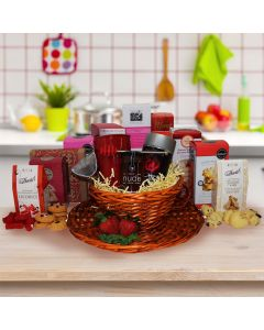 The Tea & Cookie Symphony Gift Basket