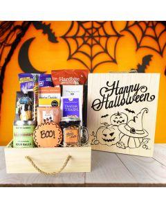 Happy Halloween Snack Crate