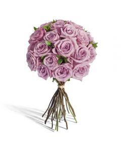 The Lavender Roses Bouquet