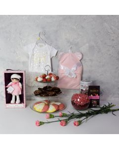 Darling Baby Girl Gift Set