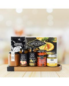 Gourmet Appetizer Spread Gift Set