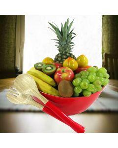 Healthy Salad Bowl Basket