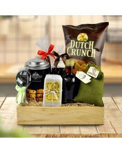 The Vintage Snacks Gift Basket