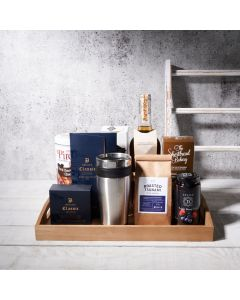 Weekend Morning Father's Day Gift Tray