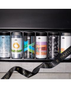 Deluxe Beer Box with Craft Beer