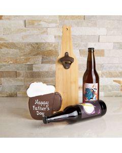 Rockstar Dad Beer Gift Set