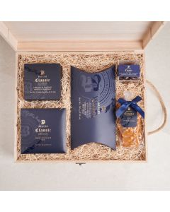 The Delightful Chocolate and Nuts Gift Set, chocolate, gift baskets, gifts, nuts