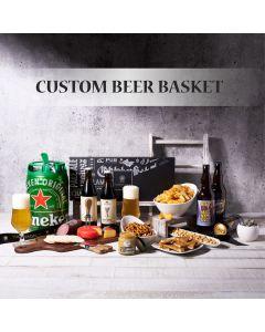 Custom Beer Gift Baskets