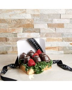 """""""For the Football Lover"""" Father's Day Gift Basket"""